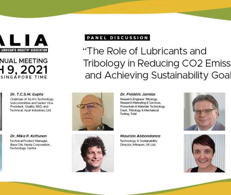 ALIA Virtual Keynote & Panel Discussion